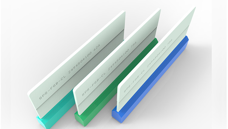 Online Exporter High Quality Plastic Printing Squeegee -