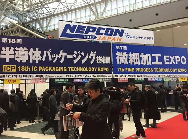 2016 Semiconductor en Microelectronics Exhibition