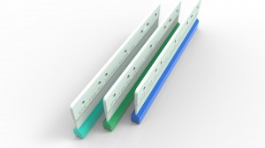 Excellent quality Pu Silk Screen Printing Squeegee
