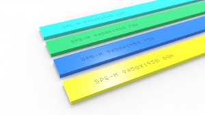 8 Years Exporter Hot Sale Well Made Polyurethane Screen Printing Squeegee Rubber Blade