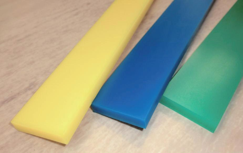 Competitive Price for Screen Printing Squeegee Blades -
