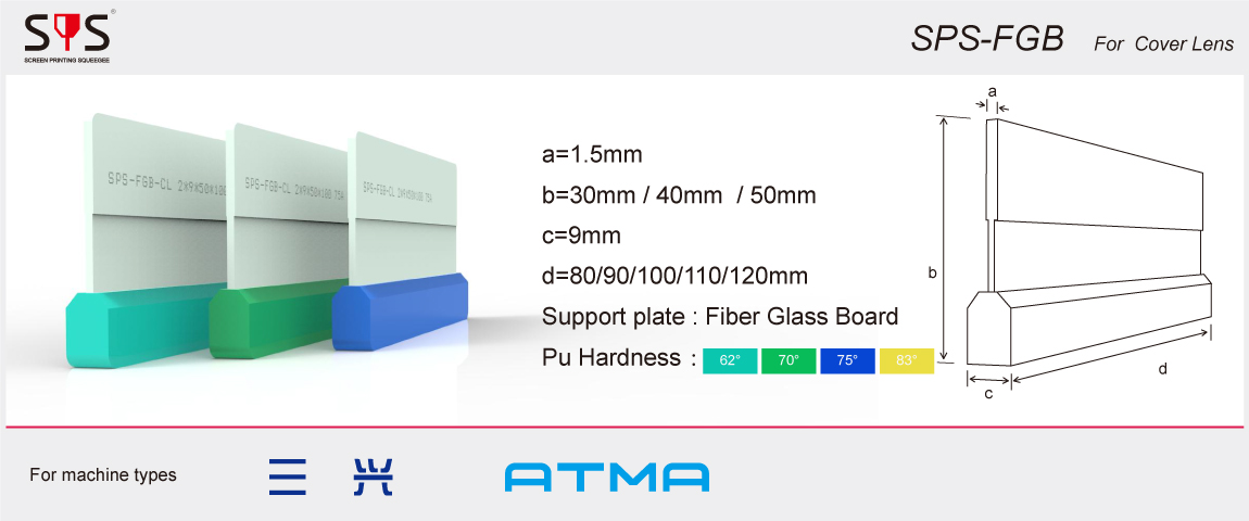 Fiber-Glass-Board-Squeegee-For-Cover-lens-Size