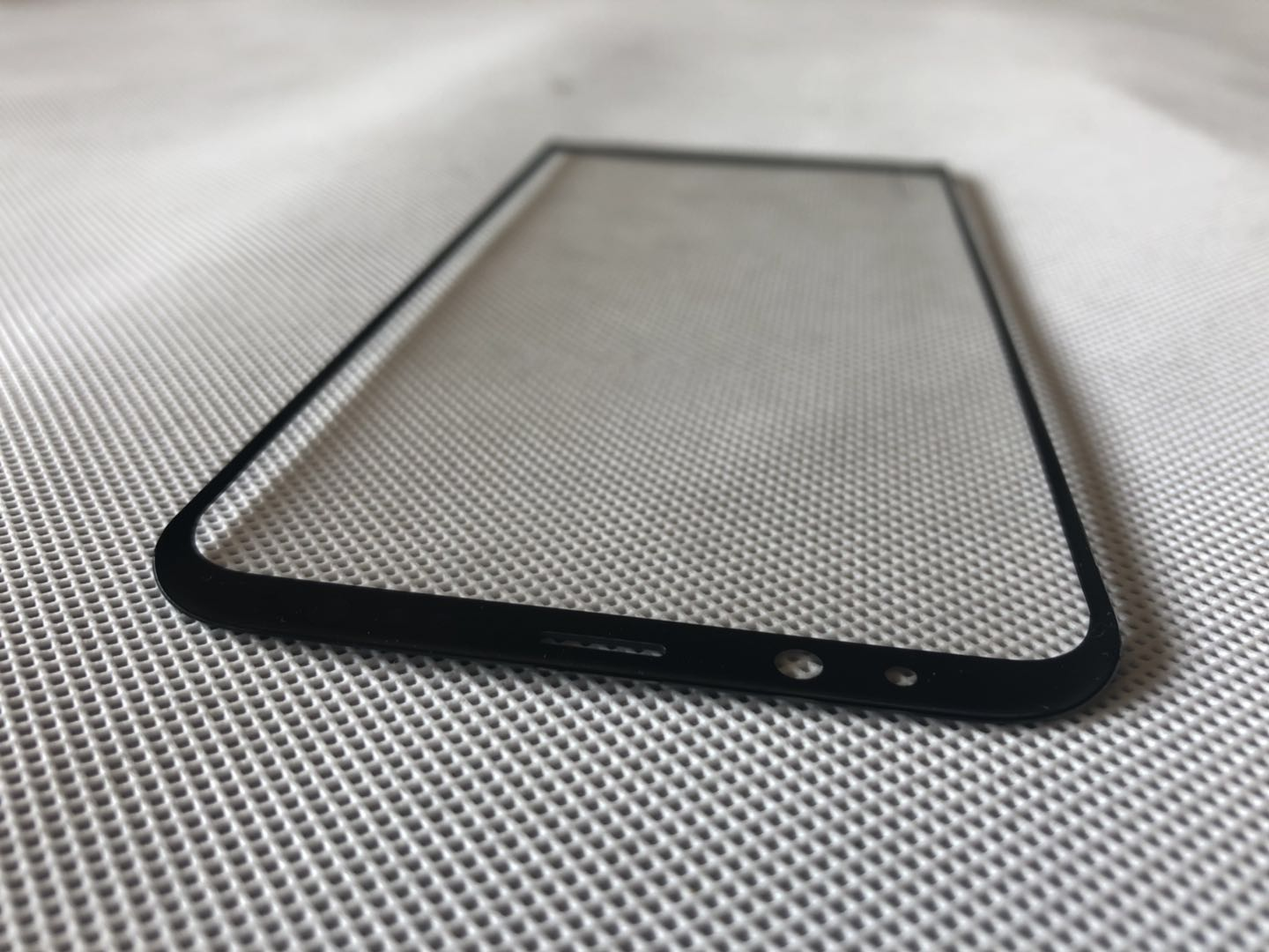 Leading Manufacturer for Squeegee Tool - Mobile phone 3D cover glass curved screen printing squeegee//SPS-FGB-Q – PLET