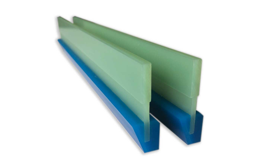 Good quality Solvent Resistance Screen Printing Squeegee -
