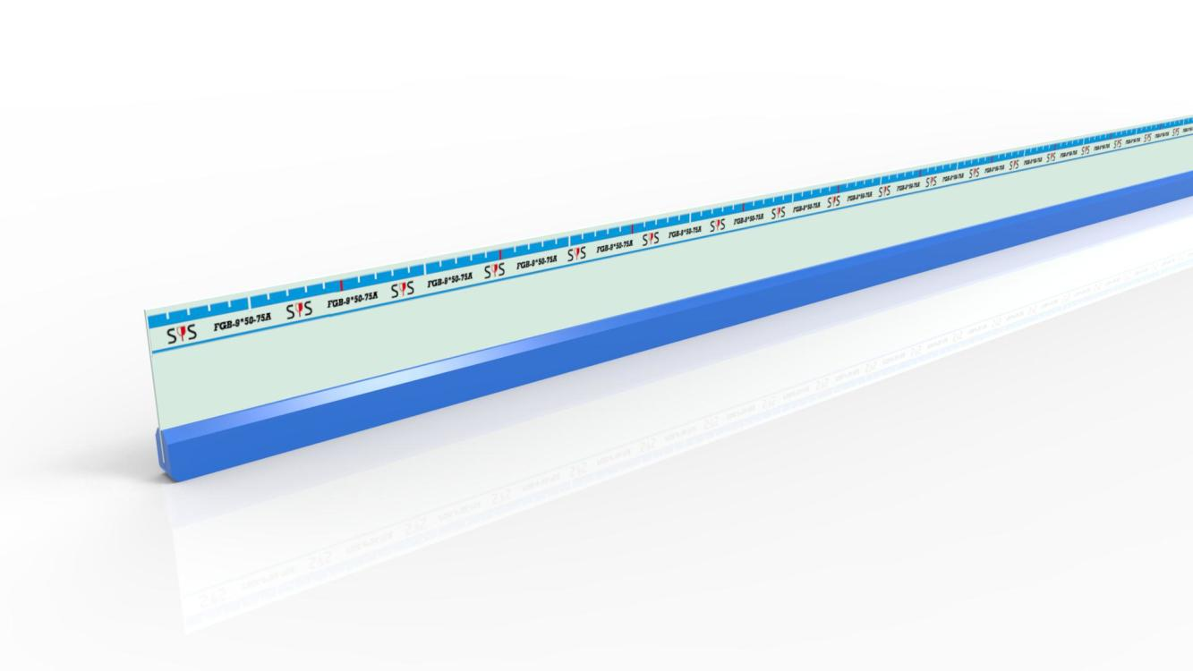 Competitive Price for Scraping Gum - SPS-FGB Fiber Glass Board Squeegee-Control printing film thickness – PLET