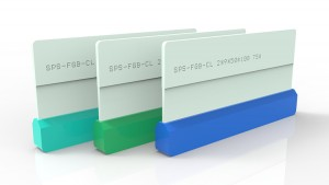 Fiber Glass Board Squeegee үчүн Cover линза